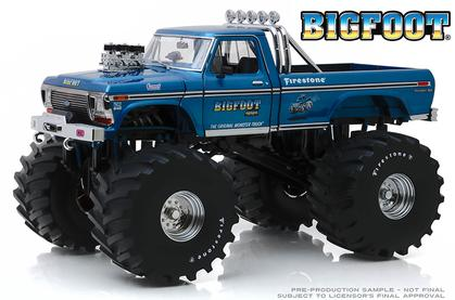 Ford F-250 1974 Bigfoot #1 Monster Truck with 66 Tires (End of January)