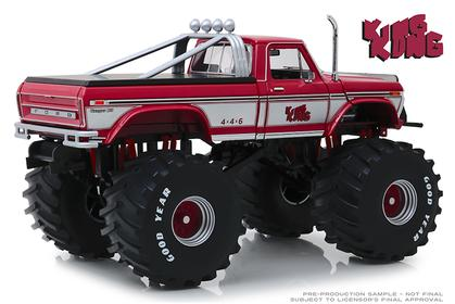 Ford F-250 1975 King Kong Monster Truck with 66 Tires (End of January)