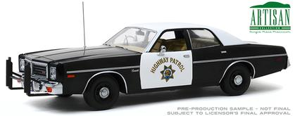 Dodge Coronet 1975 California Highway Patrol Police (End of January)