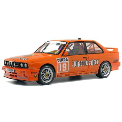BMW M3 E30 Evolution #19 DTM Hahne 1992