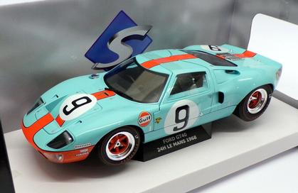 Ford GT40 #9 24H Le Mans