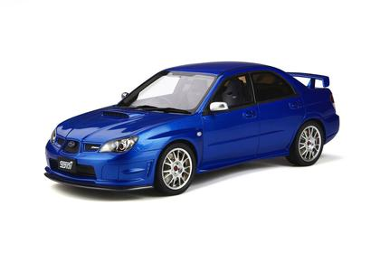 Subaru Impreza STI S204 2006