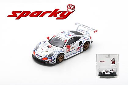 Porsche 911 RSR #911 Porsche GT Team Winner GTLM Petit Le Mans 2018