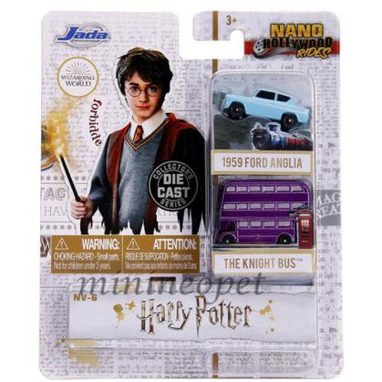HARRY POTTER 1959 FORD ANGLIA & THE KNIGHT BUS 1.65