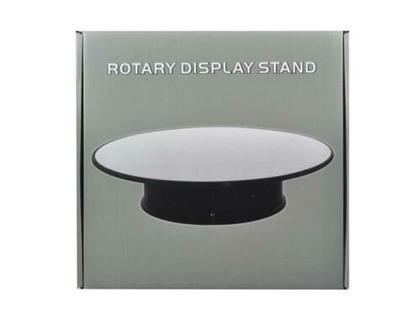 Rotary Display Stand 10