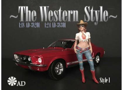 The Western Style I Figure