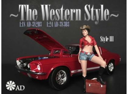 The Western Style III Figure