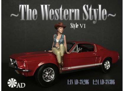 The Western Style VI Figure