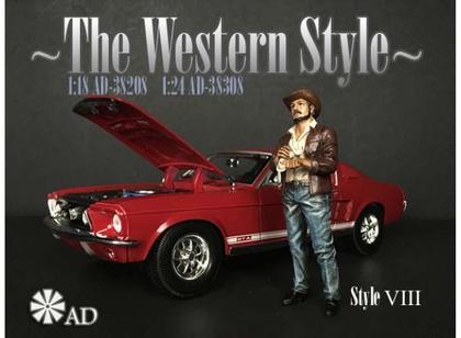 The Western Style VIII Figure