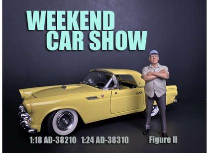 The Weekend Car Show II Figure