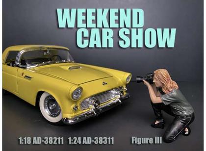 The Weekend Car Show III Figure