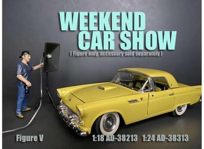 The Weekend Car Show V Figure