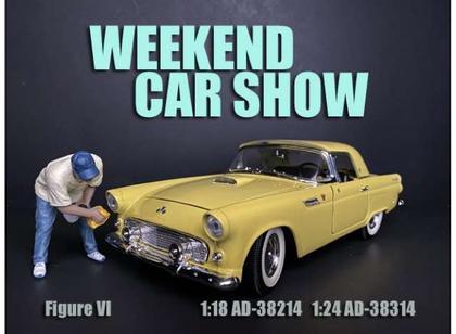 The Weekend Car Show VI Figure