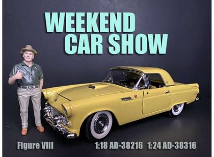 The Weekend Car Show VIII Figure