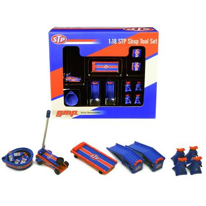 STP Shop Tools Set 1/18