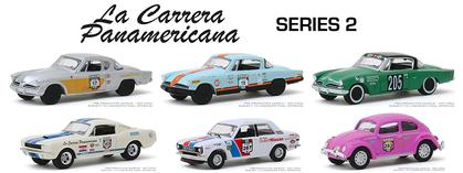 La Carrera Panamericana Series 2 1/64 Set