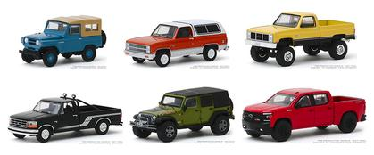 All-Terrain Series 9 1/64 Set