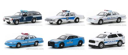Hot Pursuit Series 33 1/64 Set