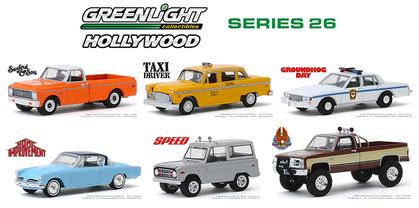 Hollywood Series 26 1/64 Set