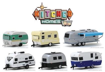 Hitched Homes Series 7 1/64 Set