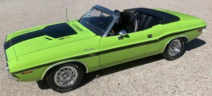 Dodge Challenger R/T 1970 Convertible