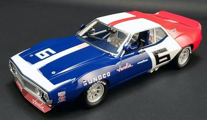 AMC Javelin 1971 #6 Mark Donohue