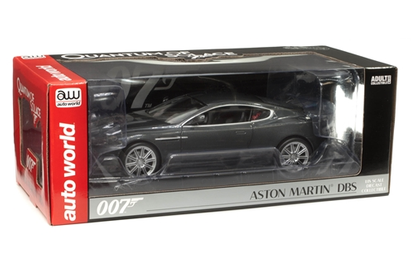 Aston Martin DBS James Bond 007 - Quantum of Solace