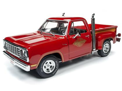 Dodge 150 Pickup 1978 Lil Red Express Truck