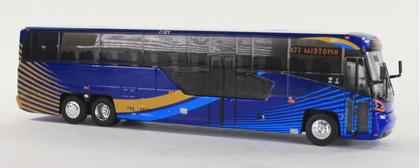 MCI D45 CRT LE Transit Bus