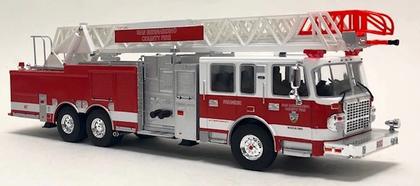 Smeal 105' Ladder Truck San Bernadino FD Fire Truck