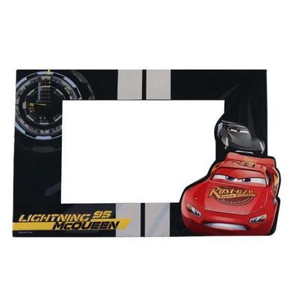 Lightning McQueen Embossed Metal Photo Frame