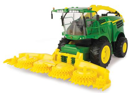 John Deere 8600 Self-Propelled Forage Harvester