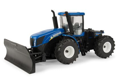 New Holland T9.560 Tractor with Push Blade