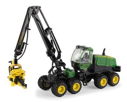 John Deere 1270G 8W Wheeled Harvester