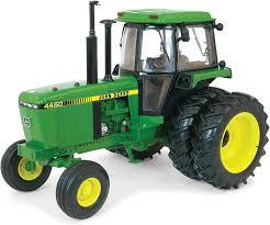 John Deere 4450 Tractor with FFA Logo