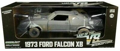 1973 FORD FALCON XB LAST OF THE V8 INTERCEPTORS - MAD MAX (Weathered Version))