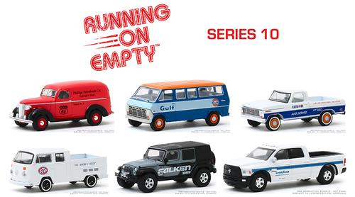 Running on Empty Series 10 Set