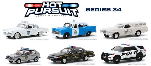 Hot Pursuit Series 34 Set