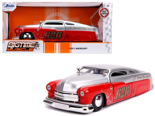 1951 MERCURY 626 HOLLEY BOMBER BROS SPECIAL