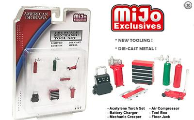 Mechanic Tool 7 Pieces Set