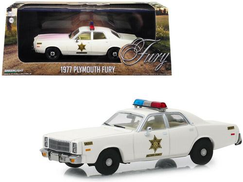 Plymouth Fury 1977 Hazzard County Sheriff