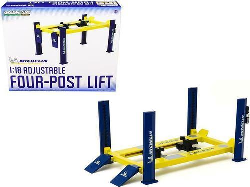 Adjustable Four Post Lift