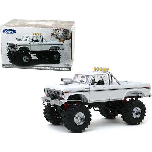 FORD F-250 1979 MONSTER TRUCK KINGS OF CRUNCH 48-Inch Tires