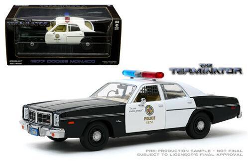 1977 DODGE MONACO TERMINATOR METROPOLITAN POLICE