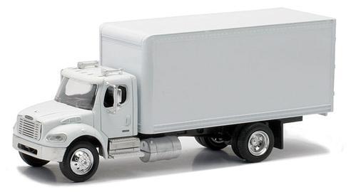 Freightliner M2 White Box Truck