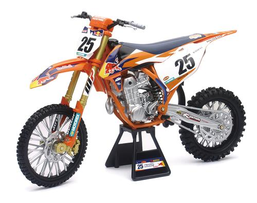 Red Bull KTM - Marvin Musquin # 25