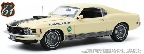 Ford Mustang Mach 1 1970 Competition Limited Team