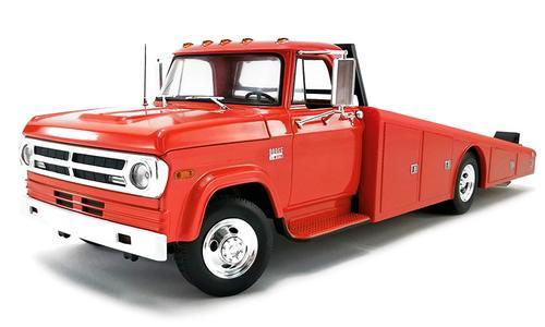 Dodge D-300 1970 Ramp Truck (Summer 2020)