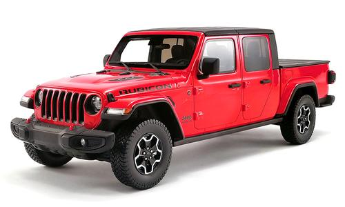 Jeep Gladiator Rubicon 2019 (Summer 2020)