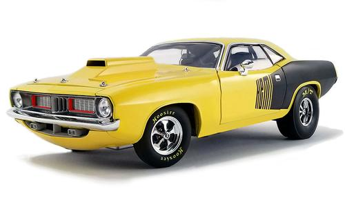Plymouth Drag Barracuda 1972 (Oct 23)